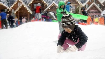 HaiBunda Happy Hour: Liburan Winter, Rasakan Manfaatnya