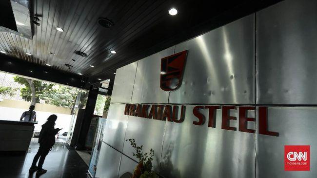 Menteri BUMN Erick Thohir akan mengumumkan restrukturisasi utang PT Krakatau Steel (Persero) Tbk senilai Rp40 triliun sore ini, Selasa (28/1).