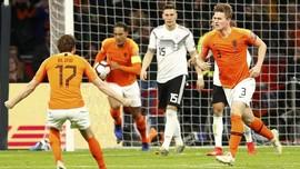 Belanda Dominasi Daftar Calon Pemain Terbaik FIFA 2019