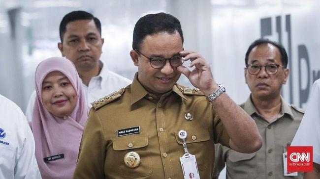 Gubernur DKI Jakarta Anies Baswedan meminta masyarakat tidak terpengaruh Aksi 22 Mei dan beraktivitas seperti biasa. Ia mengklaim situasi masih kondusif.
