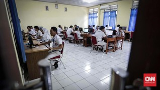 Menganggur karena Corona, Lulusan SMK Diminta Anies Bersabar