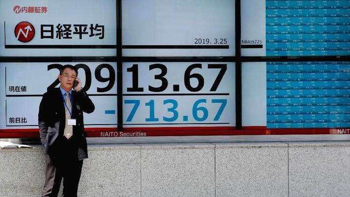 Dijepit Libur Panjang, Bursa Jepang Melemah | PT Rifan Financindo Berjangka