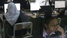Assesmen Nasional Tak Diikuti Satu Angkatan, Maksimal 45 Anak