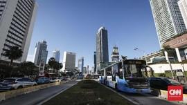 Transjakarta Tambah 59 Bus di Jalur Ganjil Genap