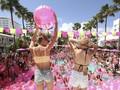 Turis yang Masih Berpesta di Miami Dihujani Kritik