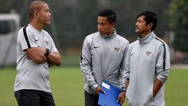 Asisten Pelatih Timnas Indonesia Siap Divaksin