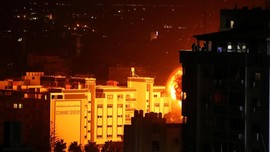 Indonesia dan PBB Kecam Bentrokan Jalur Gaza di Awal Ramadan