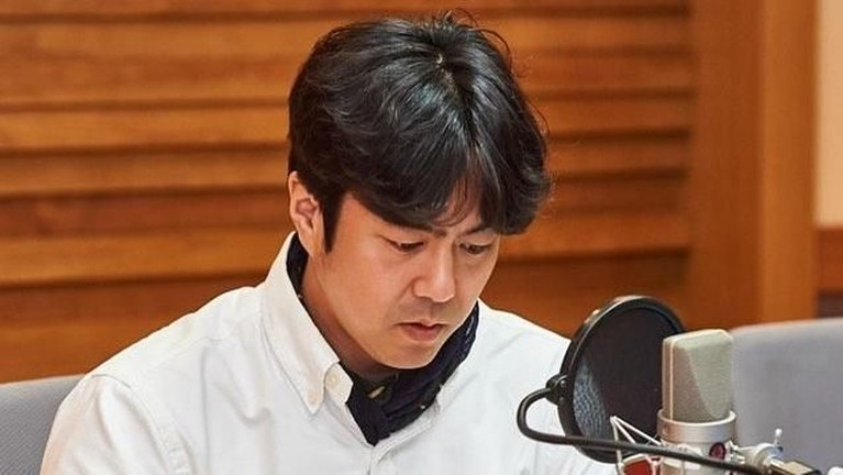 Jeon Seok Ho berperan sebagai Beom Pal dalam drama Korea Kingdomyang diproduksiNetflix.