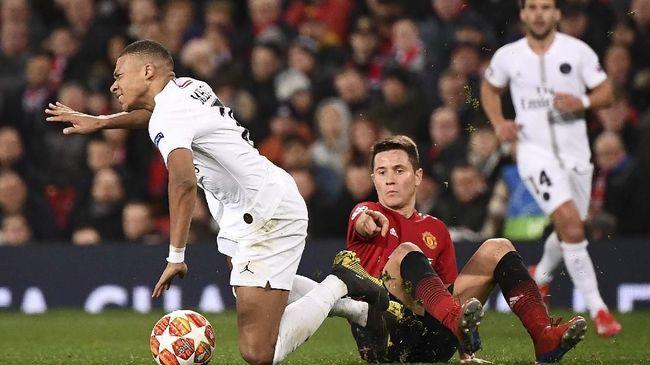 Jadwal Siaran Langsung Liga Champions Psg Vs Man Utd