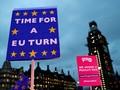Pengusaha Inggris 'Marah' dengan Kebuntuan Brexit