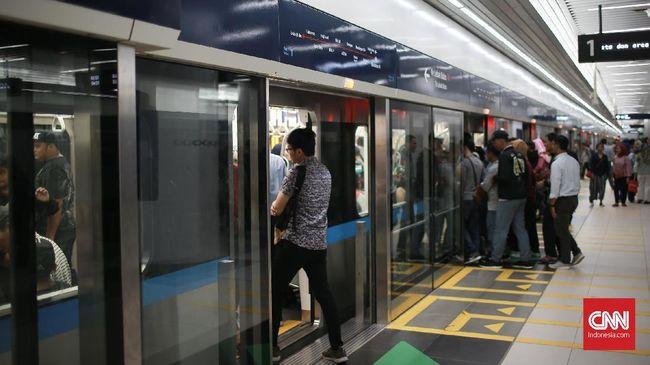 Pemprov dan DPRD DKI Jakarta menetapkan tarif MRT fase pertama rute Lebak Bulus-Bundaran HI sebesar Rp1.000 per km.