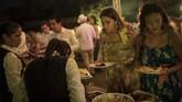 Kalangan atas Venezuela masih bisa menggelar pesta pernikahan mewah di tengah negara yang dibelit krisis ekonomi dan politik.