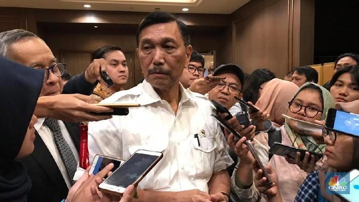 Polusi Udara Jakarta Parah, Ini Solusi dari Luhut!