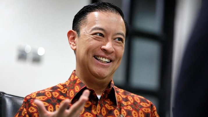 Direstui Jokowi, Kepala BKPM Siap Marahi Menteri-menteri!