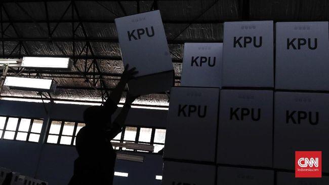 Terkendala logistik di beberapa distrik, pemilu 2019 di sebagian wilayah Provinsi Papua ditunda hingga Kamis (18/4).
