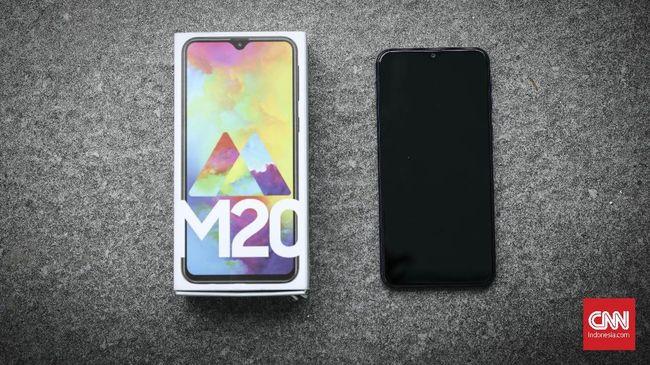 CNNIndonesia.com berkesempatan untuk menjajal Galaxy M20. Berikut ulasan mengenai Samsung Galaxy M20.
