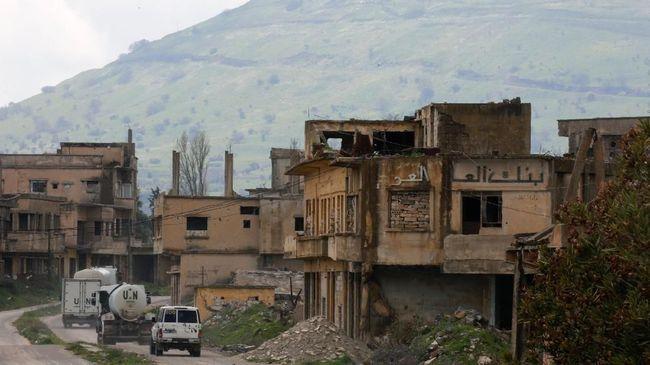 Negara-negara Arab mempertanyakan sikap diam PBB atas klaim AS menyatakan Dataran Tinggi Golan sebagai wilayah Israel.