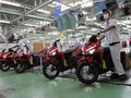 Honda Umumkan Ekspor Motor Kuartal I 2019