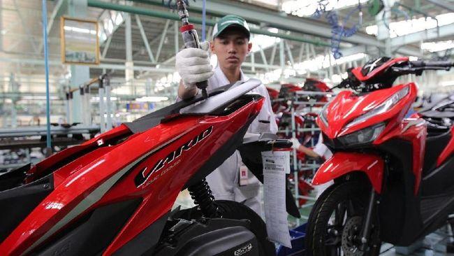 Foto penampakan motor yang diduga Honda Vario diunggah media Vietnam, memperlihatkan desain baru dan diyakini memakai mesin PCX 160.