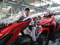 Foto Honda Vario 160 Bocor, Lampu Baru dan Mesin PCX 160