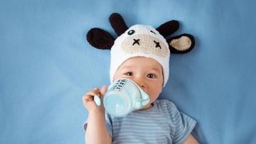 5 Merek Susu Formula Pilihan Bunda