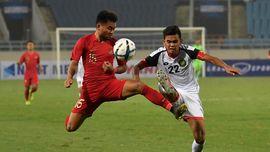 Dimas Drajad Blok Penalti, Pemain Brunei Darussalam Menangis