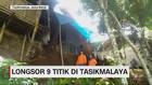 Longsor 9 Titik di Tasikmalaya