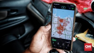 Aplikasi Taksi Online Terbesar di China Didi Chuxing Dihapus