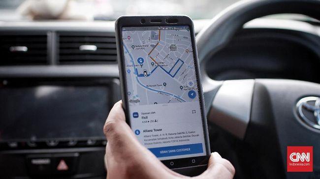 Pelapor kasus dugaan penculikan oleh pengemudi taksi daring mencabut laporan setelah mendapat penjelasan dari sang pengemudi.