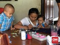 FOTO: Upaya Ibu Tunakarya Bali Berdaya demi Keluarga