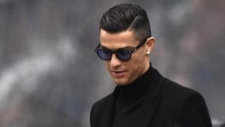 Koleksi Mobil di Garasi Ronaldo Kini Tembus Rp105 Miliar