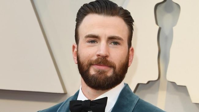 Actor Chris Evans arrives for the 91st Annual Academy Awards at the Dolby Theatre in Hollywood, California on February 24, 2019. (Photo by Mark RALSTON / AFP)