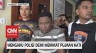 Mengaku Polisi demi Memikat Pujaan Hati