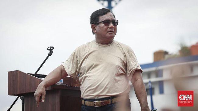 Prabowo batal kampanye di Lapangan Pasir Putih, Pangkalpinang, hari ini karena mendadak sakit. Prabowo juga sebelumnya batal kampanye di Aceh dan Medan.