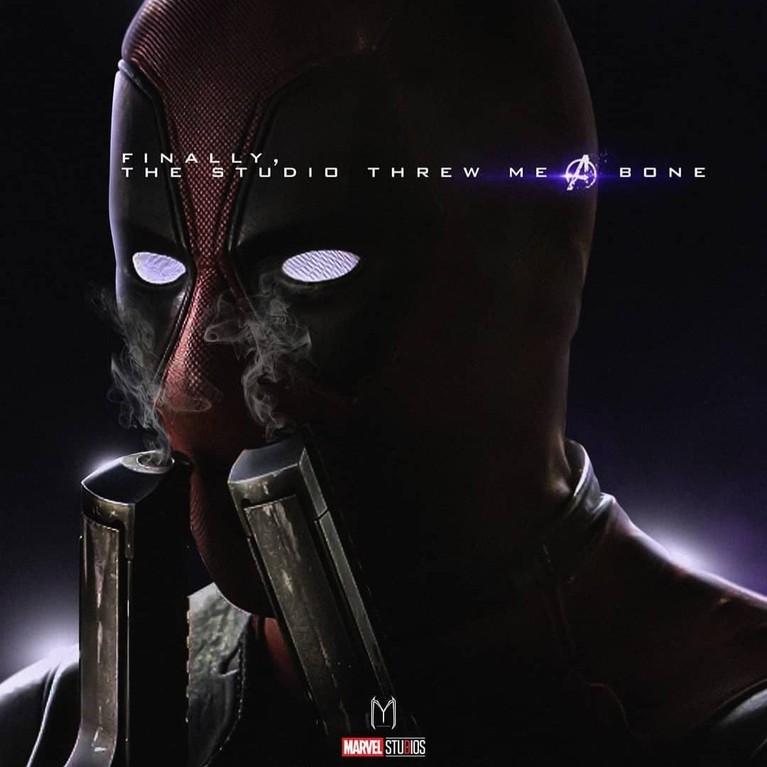 Meskipun sama-sama produksi Marvel, apa yakin Deadpoolbakal mau gabung Avengers?