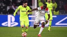 Rekor Messi vs Lyon: Menang 5-1 dan Tak Pernah Kalah