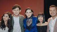 <p>Keluarga mereka selalu terlihat rukun dan kompak. Membuat netizen ikutan adem saat melihatnya. (Foto: Instagram @idahannas)</p>