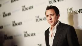 Nicolas Cage Menikah untuk Kelima Kali, Istri Beda 31 Tahun