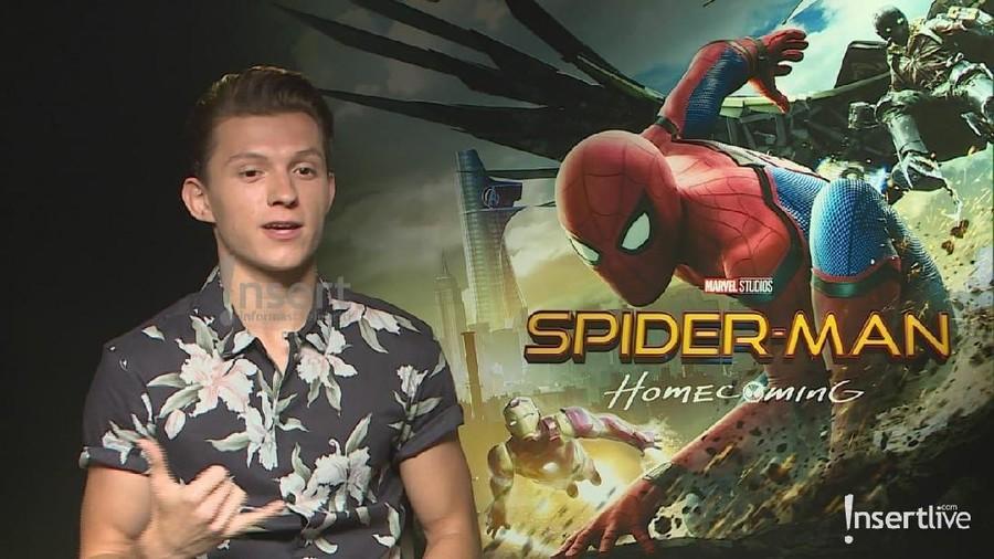 Pada Film Terbaru, Spider-Man Kangen Ironman
