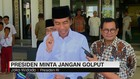 VIDEO: Jokowi Imbau Masyarakat jangan Golput di Pilpres 2019