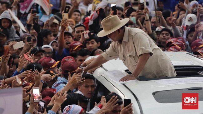 Prabowo mengatakan kepada para pendukungnya bahwa dirinya merupakan pemimpin yang ingin tampil apa adanya, meski dinilai tidak sopan.