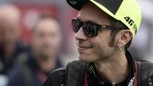 MotoGP: Positif Corona, Rossi Tersiksa Jalani Isolasi Mandiri