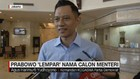 VIDEO: Tanggapan AHY Soal Jadi Menteri Prabowo