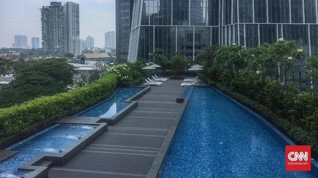 Kata siapa Jakarta tak punya tempat liburan yang menyenangkan, santai, artsy, dan tenang di pusat bisnis SCBD?