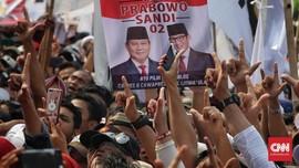 Dana Kampanye Prabowo 61 Persen Disuntik Sandiaga