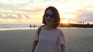 Retno Pinasti, Sosok Istri yang Suka Traveling Bareng Suami