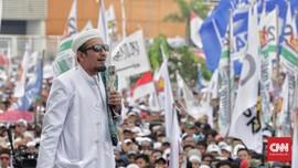 Ketum FPI Dipanggil Polisi soal Laporan Relawan Jokowi-Maruf