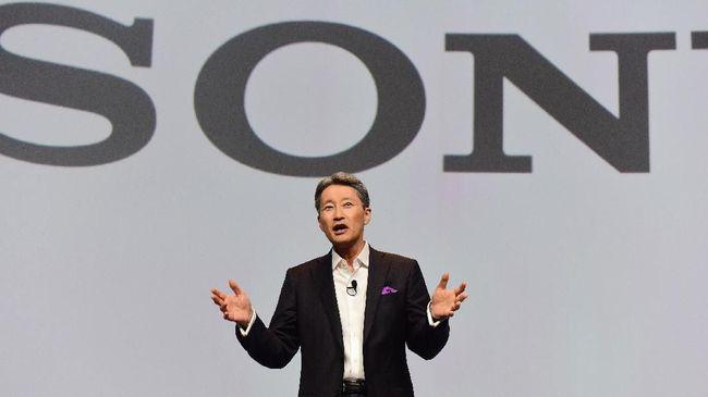 Bos Sony Pensiun Setelah Bekerja 35 Tahun