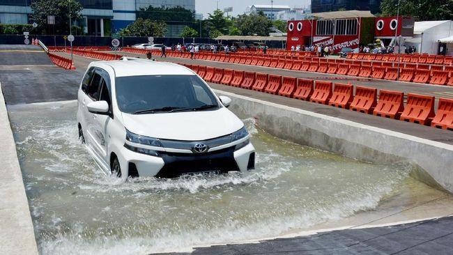 Avanza masih menjadi kendaraan penumpang terlaris Toyota pada April.