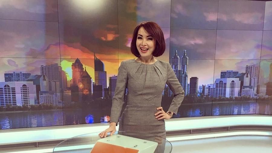 Dukungan Ortu bagi Karier Moderator Debat Pilpres, Retno Pinasti